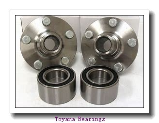 Toyana NA6914-2RS needle roller bearings