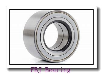 FBJ 6206ZZ deep groove ball bearings