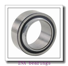 INA FTO4 thrust ball bearings