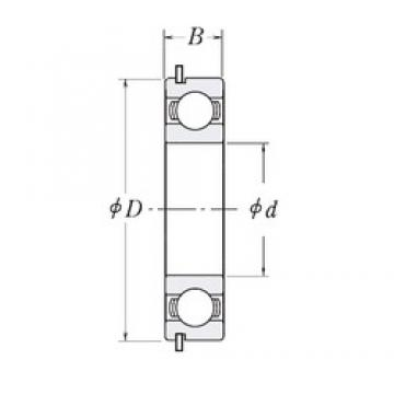 CYSD 6904NR deep groove ball bearings
