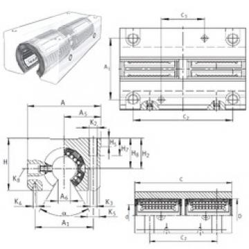 INA KTSO16-PP-AS linear bearings