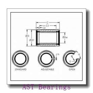 AST 627H deep groove ball bearings