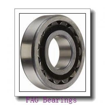 FAG 22311-E1-K + AHX2311 spherical roller bearings