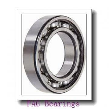 FAG 22207-E1-K + H307 spherical roller bearings