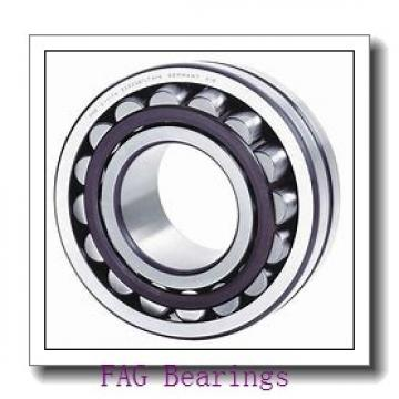 FAG 6206-C deep groove ball bearings