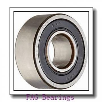 FAG 1207-TVH self aligning ball bearings