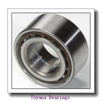 Toyana NF317 E cylindrical roller bearings
