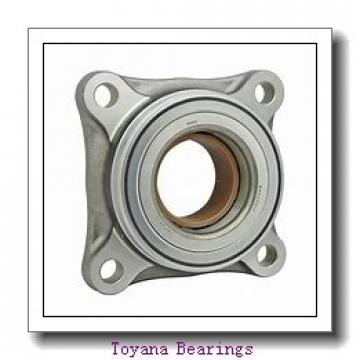 Toyana LM567949/10 tapered roller bearings