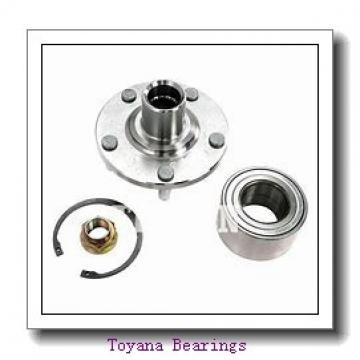 Toyana RNAO7x14x8 cylindrical roller bearings
