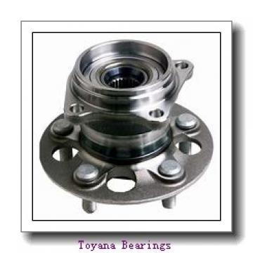 Toyana NU10/800 cylindrical roller bearings