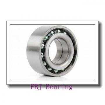 FBJ 6206-2RS deep groove ball bearings