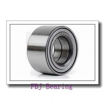 FBJ F697ZZ deep groove ball bearings