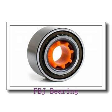 FBJ NF205 cylindrical roller bearings