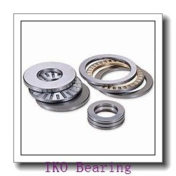 IKO NAU 4917 cylindrical roller bearings