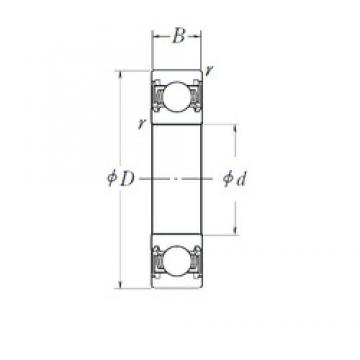 FAG 527316B.H42BX.H49AB deep groove ball bearings