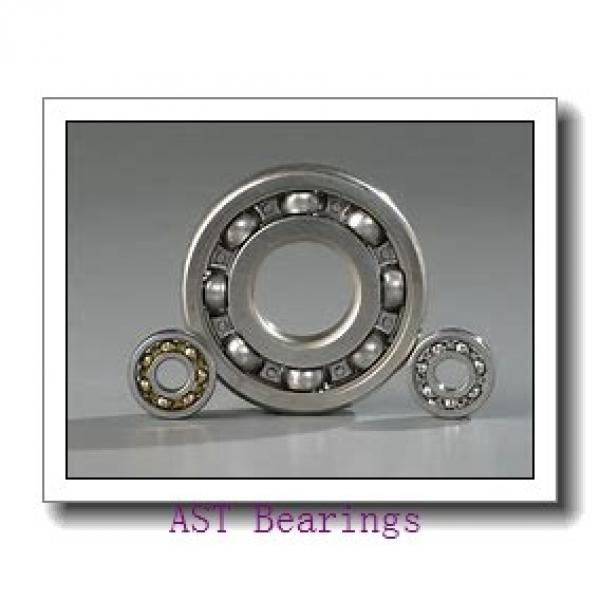 AST HM807048/HM807010 tapered roller bearings #1 image