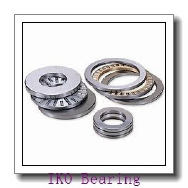 IKO NAS 5056ZZNR cylindrical roller bearings #1 image
